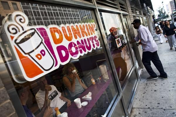 dunkin donuts comes to denver