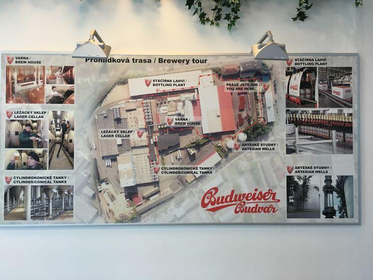 Budweiser Brewery (Budejovicky Budvar) - Ceske Budejovice, Czech Republic