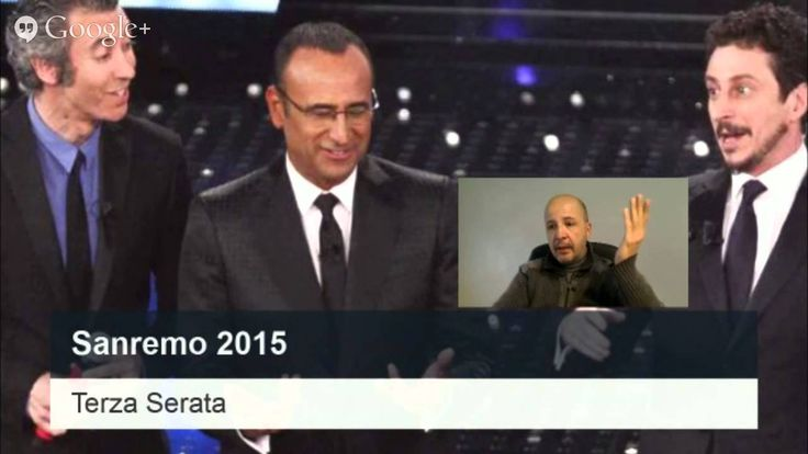 Sanremo 2015 Paolo e Luca Gaffe di Emma e Arisa : Spandau Ballet