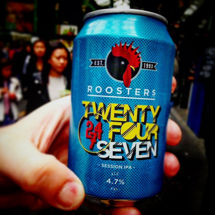 Twenty Four seven en Borough Market