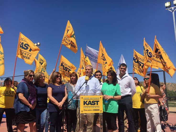 Kast asegura que presentación por fraude electoral contra Guillier fue remitida a la Fiscalía - LaTercera