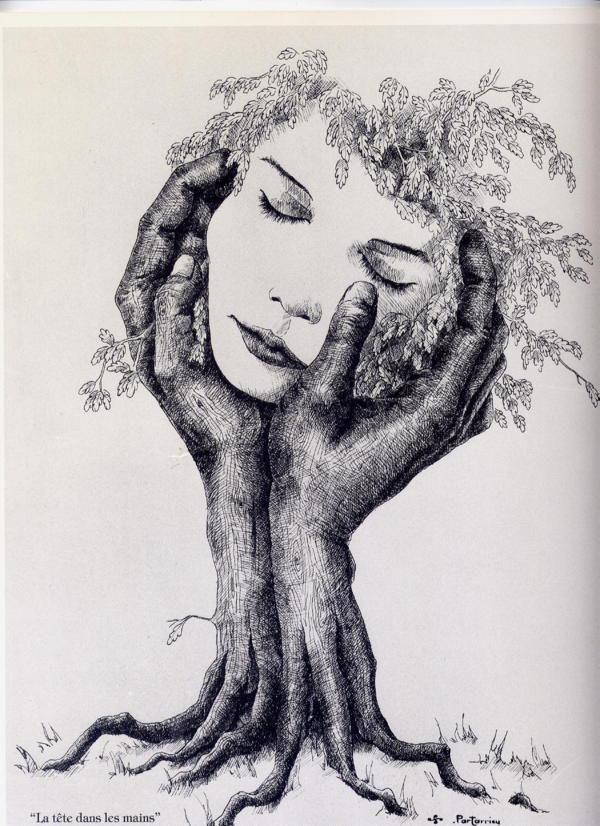 On dessine une bouche (Jean Rousselot) | jean-louis.riguet-librebonimenteur