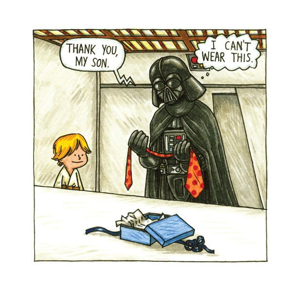 Darth Vader and Son by Jeffrey Brown. Its a book and i didnt know where to pin it buts its such a cute book
