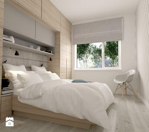 Sypialnia styl Minimalistyczny - zdjęcie od ZEN Interiors
