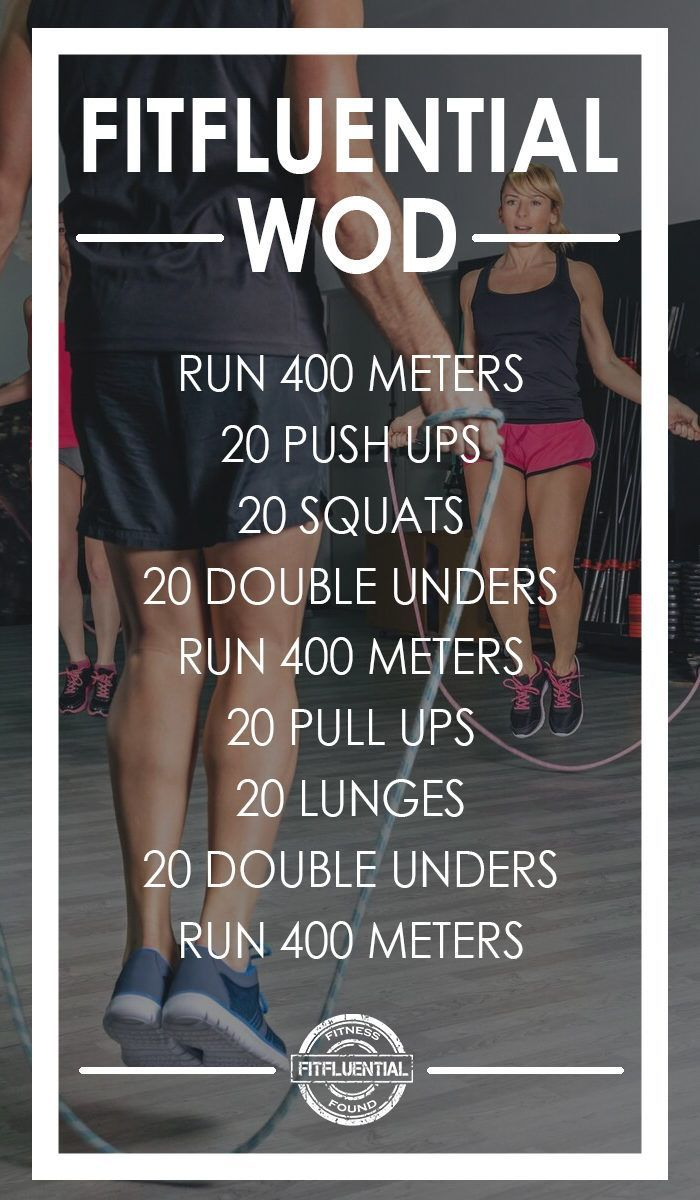 Pin On Crossfit Workout Ideas