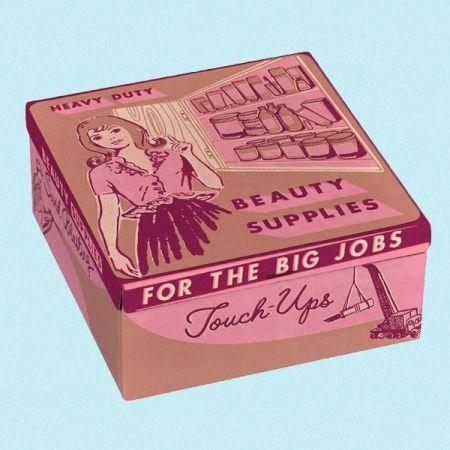 Boks Beauty Supplies fra Ruth66. Om denne nettbutikken: http://nettbutikknytt.no/ruth66-no/