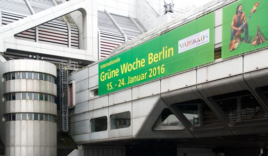 Internationale Grüne Woche 2016 in Berlin