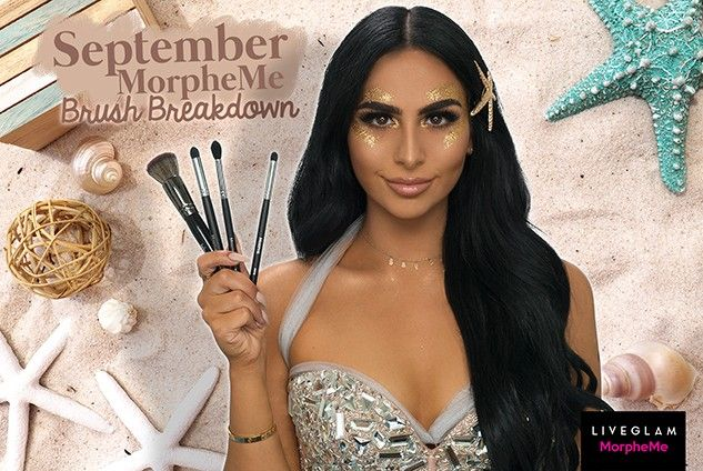 LiveGlam Morphe Makeup Brush Club Subscription Every month you'll get anywhere from 3-7 new Morphe brushes. Never the same brush twice.    Sign up for #MorpheMe Makeup Brush Club through my exclusive link and get these special deals:   -1 Month Free and a Free Brush plus Free Shipping to U.S. on Annual Subscription  -10% Off and a Free Brush plus Free Shipping to U.S. on 6 Months Subscription  - Free Brush plus Free Shipping to U.S. on Monthly Subscription  #ad
