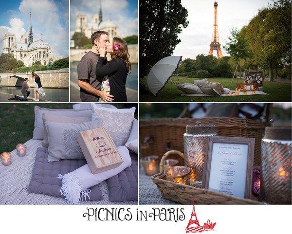 Picnics in Paris - Romantic Picnics in Parisian Parks #paris #thingstodoinparis
