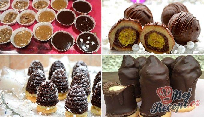 Sbírka nejlepších 24 vánočních dezertů, které umíte připravit i BEZ PEČENÍ