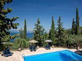 Luxury Ionian Holiday Villa Rental in Paxos! Glyfada Beach Villa