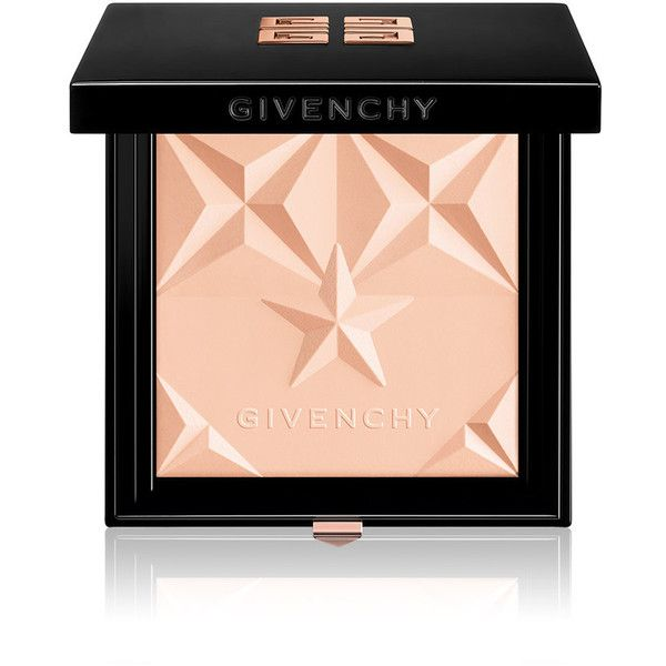 Givenchy Beauty Women's Les Saisons Healthy Glow Highlighting Powder found on Polyvore featuring beauty products, makeup, face makeup, face powder, beauty, cosmetics, filler, nude, highlight face makeup and givenchy