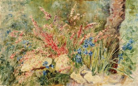 Wildflowers by Daisy Rossi