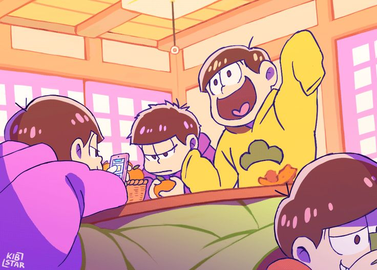 """Note: if you listen to """"First"""" by Cold War Kids and time it just right, Jyushimatsu will dance in time with the beat. Secondary Note: He dances to just about anything."""