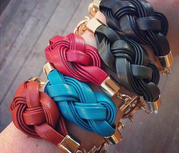 So Cute: Ideas, Fashion, Style, Bracelets, Threadbare Bracelet, Rocklove Jewelry, Diy, Knot