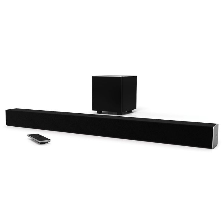 "New Vizio SmartCast 38"" 2.1 Sound Bar Surround Sound System"