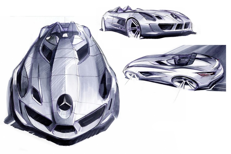 mercedes-benz-slr-stirling-moss-2010-design-sketches.jpg (1920×1280)