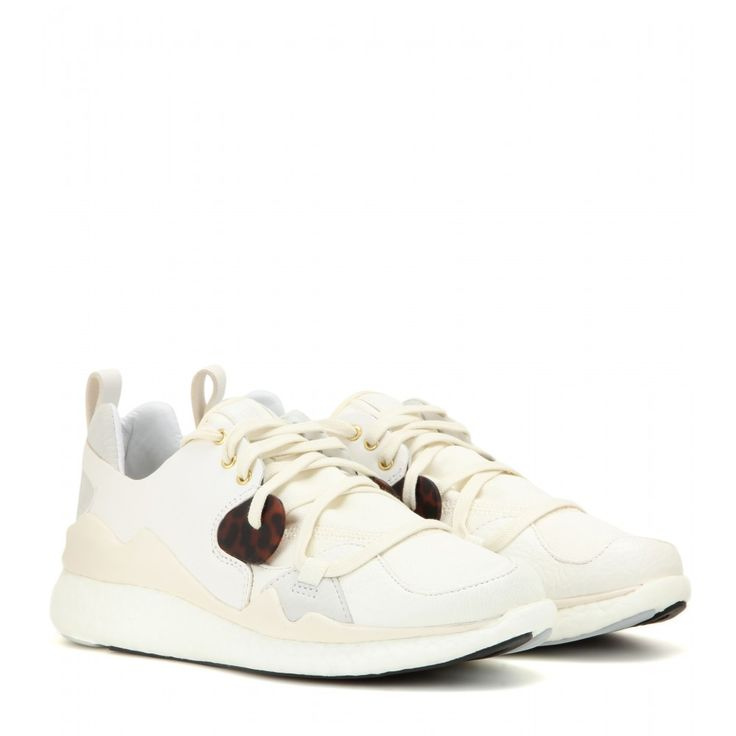 Shop Femme Boost leather sneakers presented at one of the world\u0027s leading  online stores for luxury fashion.