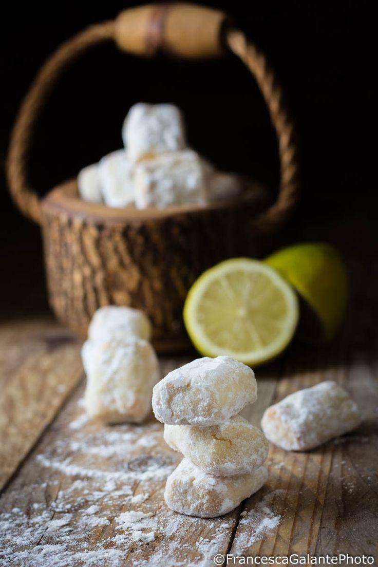 Lemon meltaways dolcetti morbidissimi