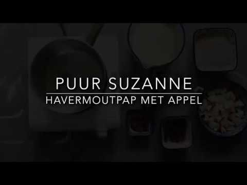 Havermout appelcake - Puur Suzanne. | FOOD & LIFESTYLE