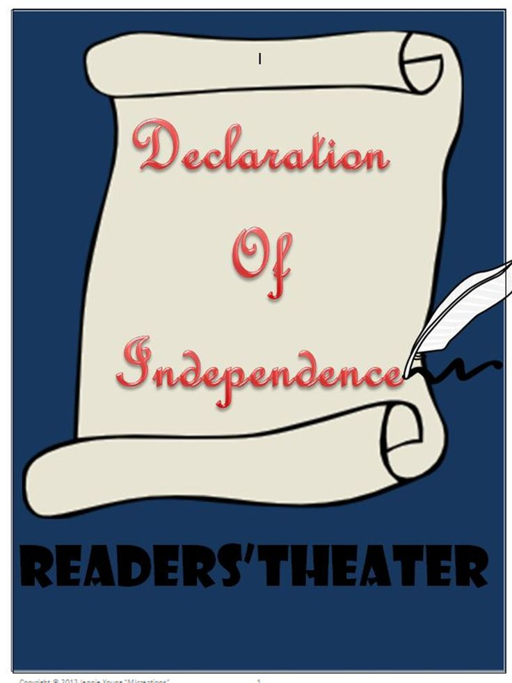 Declaration Independence Docent Script Essays and Term Papers