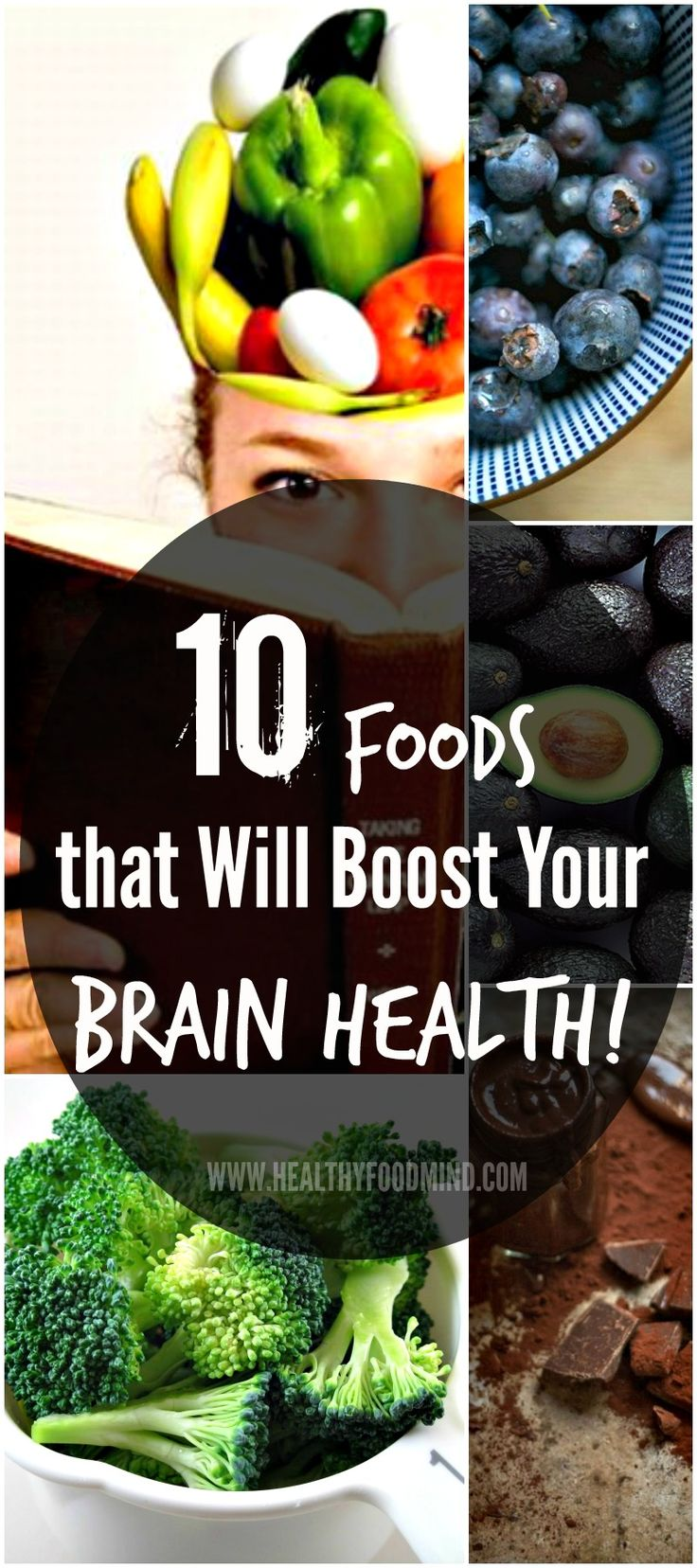 18 best brain food images on pinterest health foods healthy research is showing that you can increase your chances of maintaining a healthy brain well into forumfinder Image collections