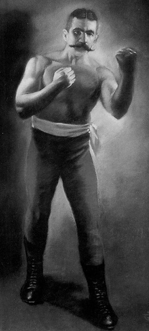John Sullivan - boxer, legend