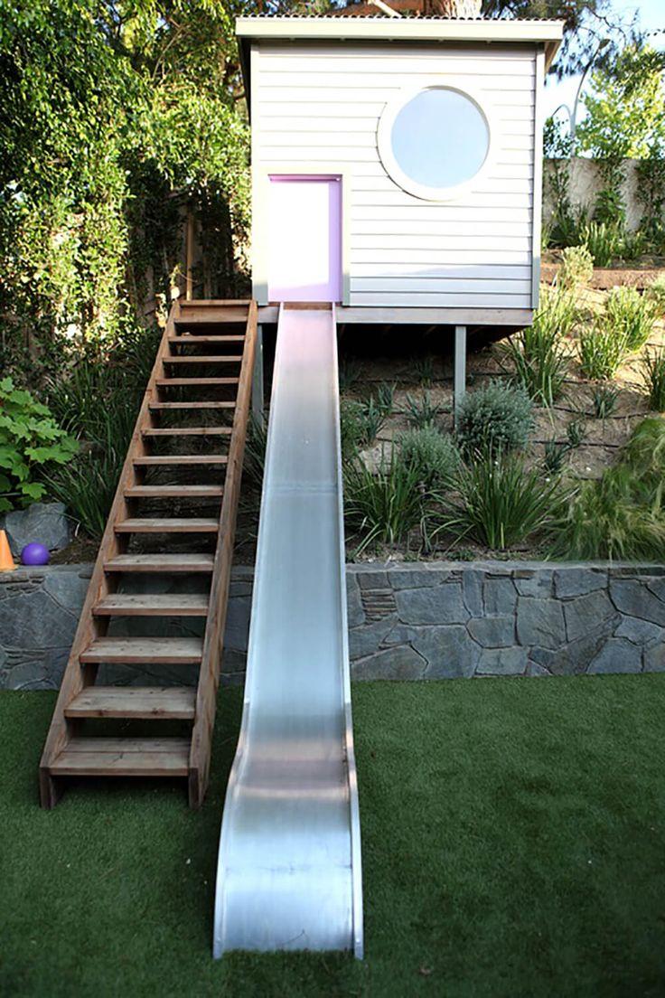 25 Benefits Pf Stair Lights Outdoor: Best 25+ Stair Slide Ideas Only On Pinterest