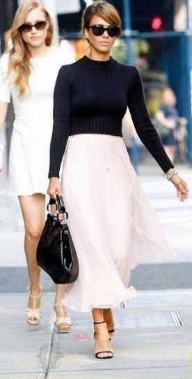 Jessica Alba in Ralph Lauren