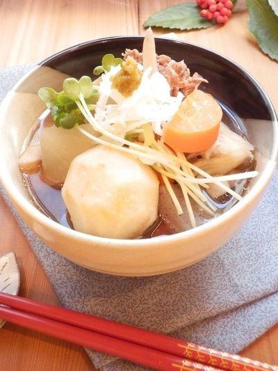 寒い日には芋煮汁 by やっこさん | レシピブログ - 料理ブログのレシピ ...
