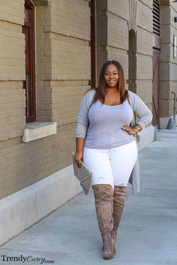 Wide Calf Boots for Fall | TrendyCurvy