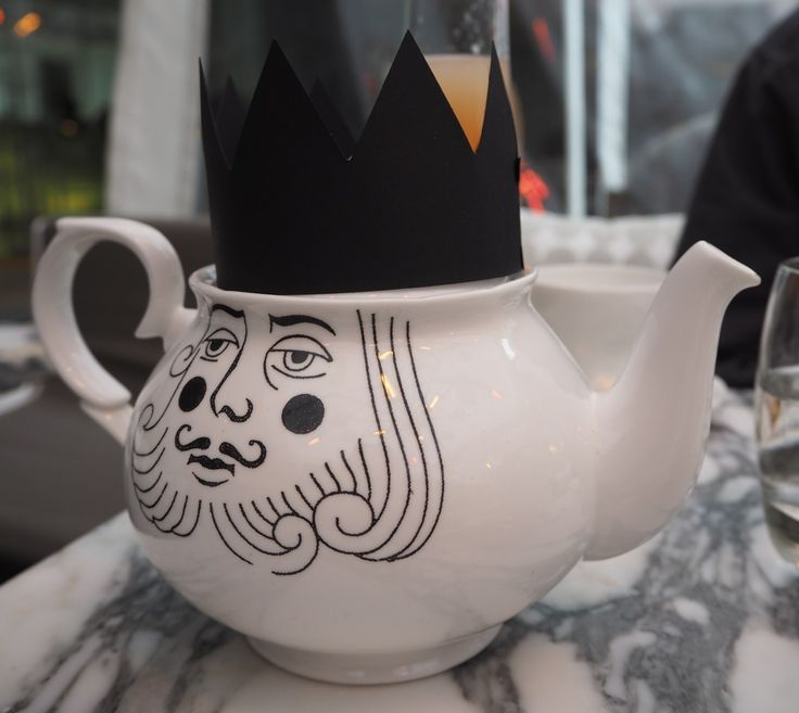 Mad Hatter's Afternoon Tea at the Sanderson Hotel -