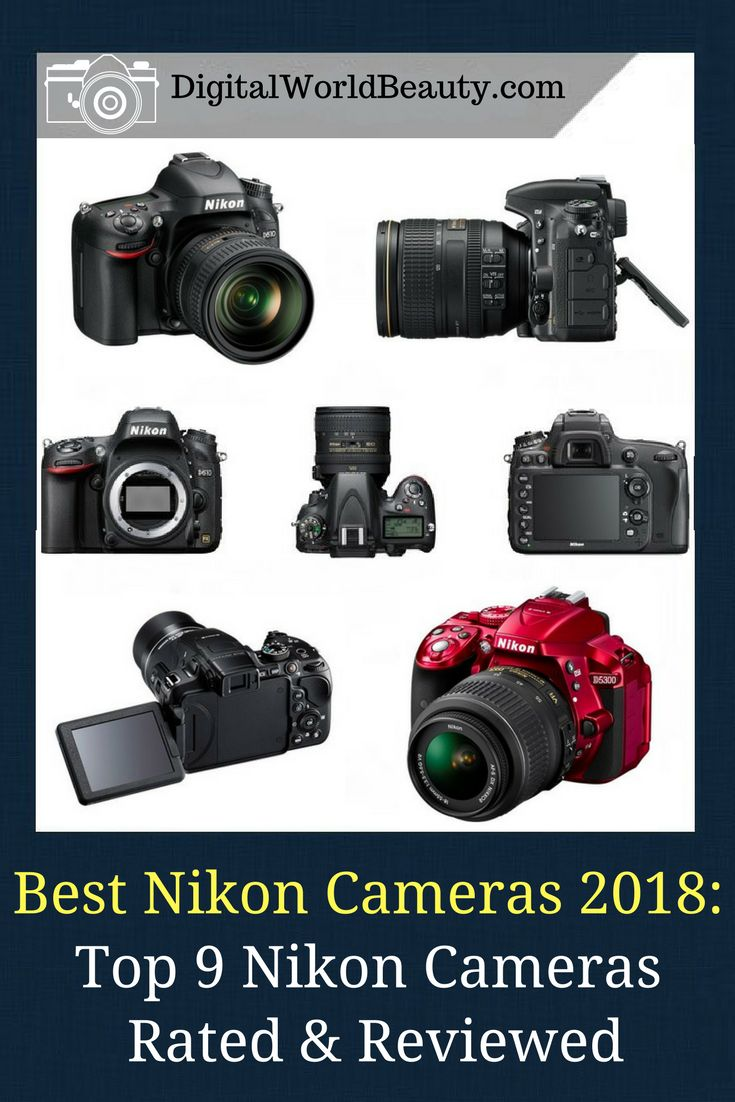 [Top Nikon Cameras Reviews] Best Nikon Digital Cameras for 2018: Top 9 Nikon Cameras Rated & Reviewed (Based on Price and Features).  #camera #bestcameras #nikon #nikoncameras #nikonian #photographer #newyork #new #newyorkcity #toronto #canadian #photographygear #digitalcameras #nikondigitalcameras #camerareviews #review #productreview #cameras