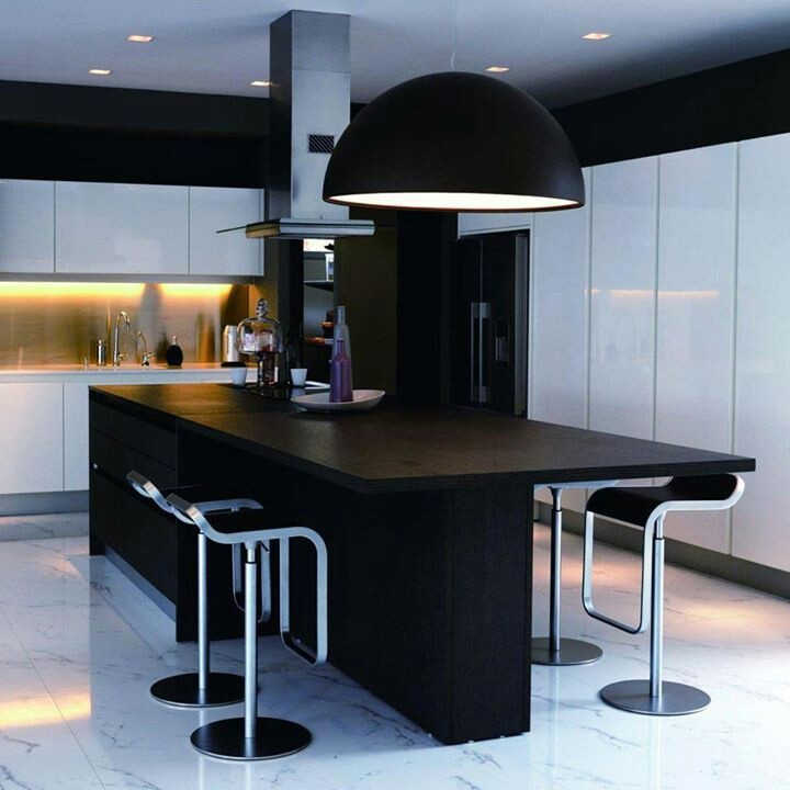 107 best cocinas minimalistas images on pinterest for Cocinas minimalistas