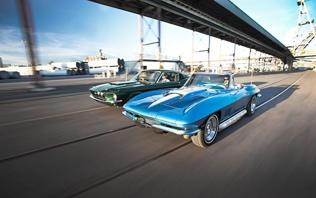 1967 Shelby Gt500 Vs 1967 Corvette Stingray Which Would You