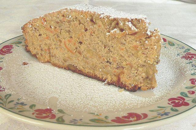 Torta Camilla: Come Preparare La Torta Alle Carote Con Il Bimby