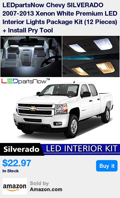 1000 ideas about truck bed lights on pinterest truck - Led interior lights for 2013 chevy silverado ...