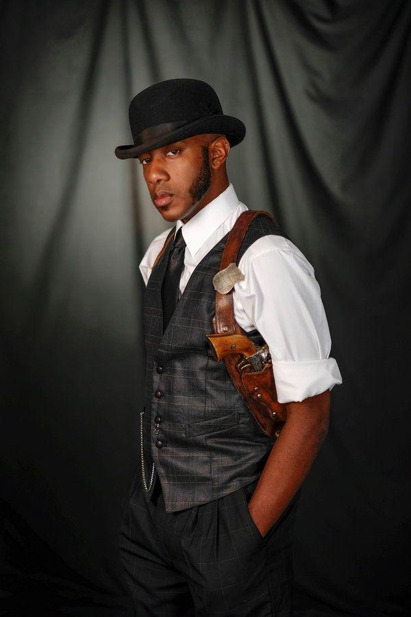 Pinkerton Noir 1 by Strangeknowledge.deviantart.com on @deviantART