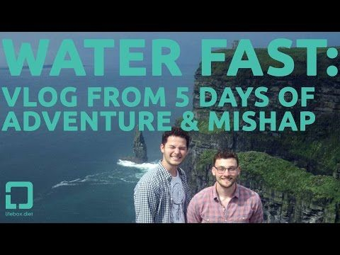 5 Day Water Fast: Results & Comparison to Fasting Mimicking | LifeBox Nutrition