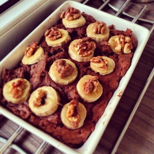 Een simpel recept voor een gezonde chocoladecake. Het bestaat! Hier heb ik een recept voor een smakelijke en gezonde chocoladecake.