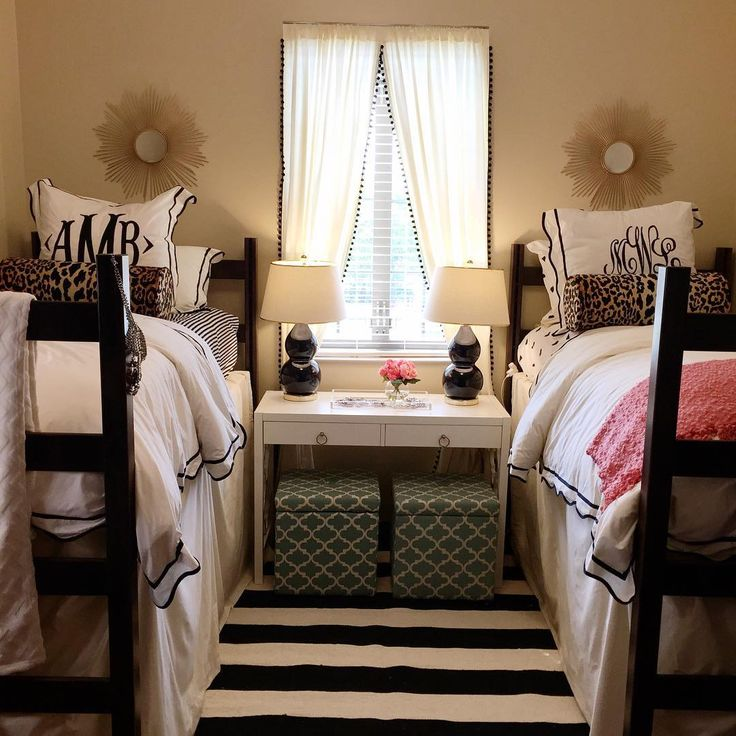 78 Best ideas about Cute Dorm Rooms on Pinterest  Cute  ~ 045057_Sweet Dorm Room Ideas