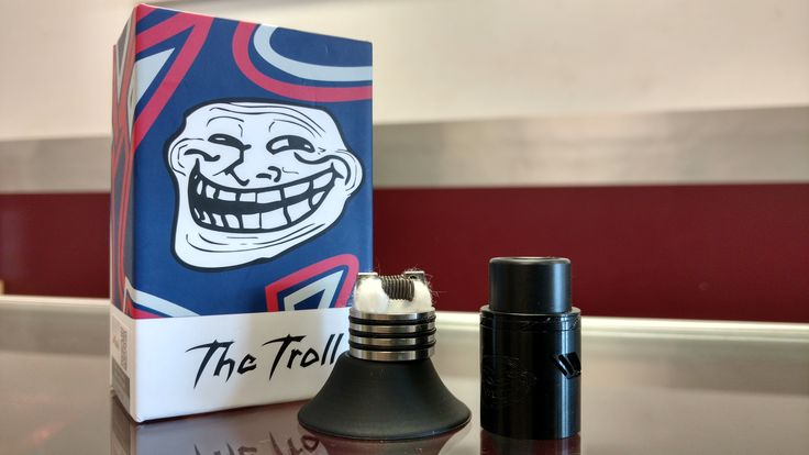 Troll V2 RDA!