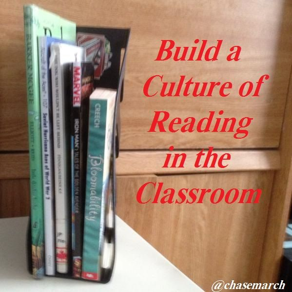 Build a Culture of Reading in the Classroom