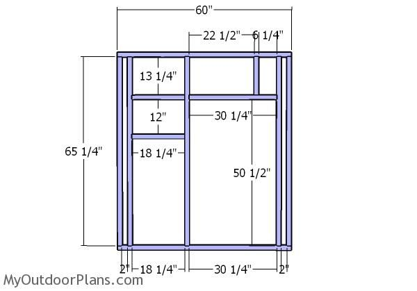 5x5 Shooting House Plans Myoutdoorplans Free Woodworking Plans And Projects Diy Shed Wooden Playhouse Pergola Shooting House Wooden Playhouse Diy Shed