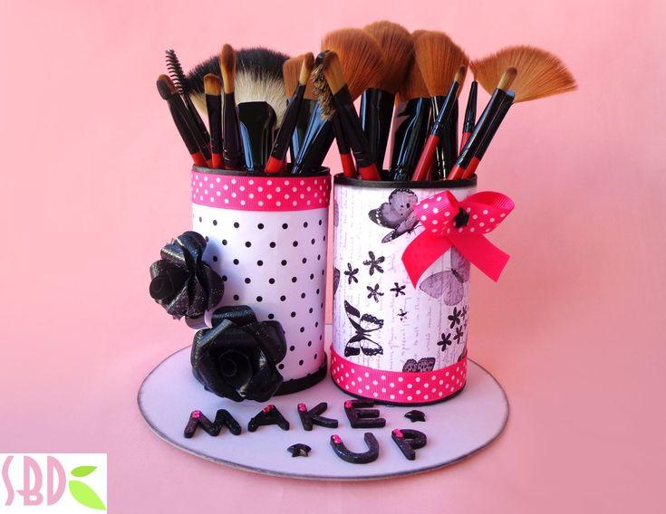 Porta Pennelli da Make up - Make up Brushes Holder