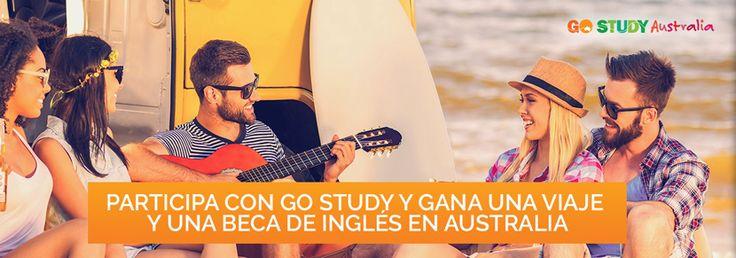 Gana un viaje para estudiar inglés en Australia - http://www.absolutaustralia.com/gana-un-viaje-para-estudiar-ingles-en-australia/