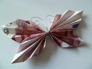 Vlinder geld