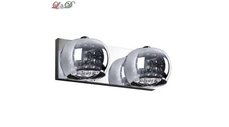 Fali lámpa 2-es CRYSTAL - Fali lámpák - Lámpa & Design - Lámpák - Világítás - Design