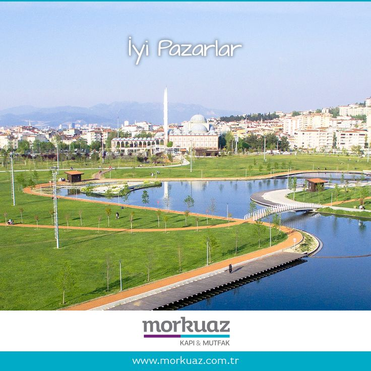 Çekirge'nin batısında, Nilüfer çayının iki yakasında oluşturulan yaklaşık 510 bin m2lik alanıyla, Bursa'nın en büyük kent parkıdır. Hüdavendigar Kent Parkı'nın ortasından geçen Nilüfer Deresi üzerinde kano yarışları ve gezileri düzenlenmektedir.Herkese iyi pazarlar...#morkuaz #hayatabiraz #kapı #mutfak #pazar #tatil #bursa #hüdavendigar #park #yeşilalan #haftasonu