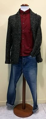 Aperitivo??  www.spagoabbigliamento.it  #NuovaCollezione #NewCollection #SpagoAbbigliamento #proposta #giacca #camicia #jeans #jackjones #jackandjones #Autumn16 #AbbigliamentoUomo #AbbigliamentoRavenna #Accessori Ravenna RavennaToday Abbigliamento #MaximumSocial